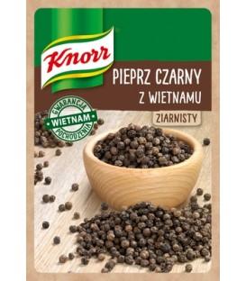 Knorr Pieprz Czarny Ziarnisty z Wietnamu 16g