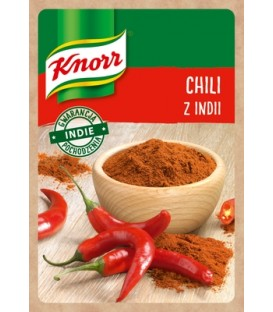Knorr Papryka Chili z Indii 15g
