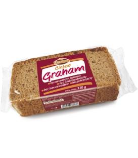 Oskroba chleb graham krojony 330g