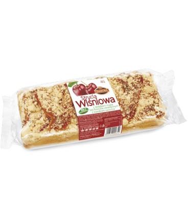 Oskroba strucla wiśniowa ciasto 450g