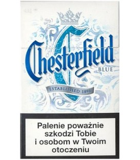 Chesterfield Blue KS Papierosy