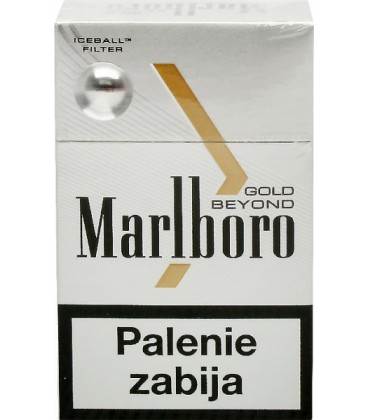 Marlboro beyond gold ks box