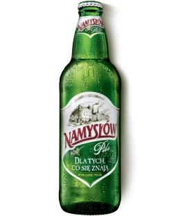 Piwo namysłów butelka 0,5L b/z