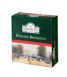 Ahmad 100 torebek english breakfast