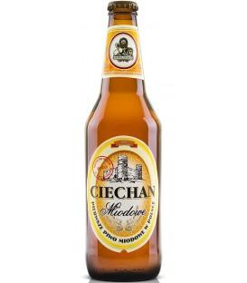 Ciechan Miodowe piwo butelka 0,5L