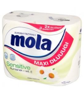 Mola Maxi Dłuugi Sensitive Rumianek + Wit. E a`4