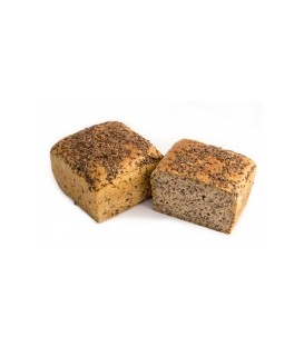 Spc chleb żytni z siemieniem lnianym 0,40kg