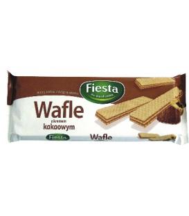 Fiesta Wafle o smaku kakaowym 175g