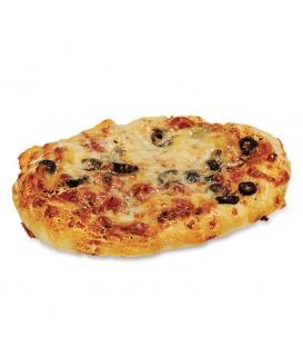 Grzybek bułka pizza z oliwką
