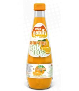 Multi Smak Sok pomarańczowy naturalny but.300ml