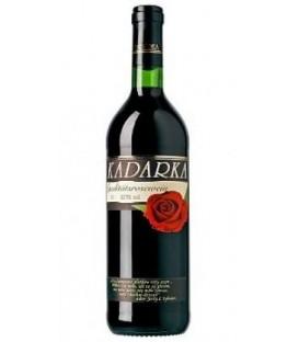 Wino PD Kadarka czerwone pólsłodkie 0,75L