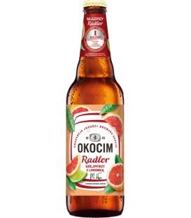 Okocim Radler Grejpfrut butelka 0,5L