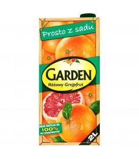Garden napój rożowy grejpfrut 2L