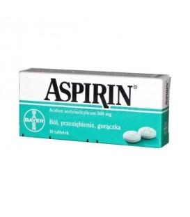 Aspirin 500mg 10tab.