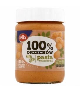 Felix pasta orzechowa 100% orzechów 350g