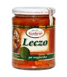 Szubryt Leczo po węgiersku 480g