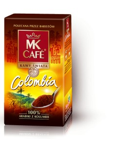 MK Cafe ziarnista 250g kolumbia