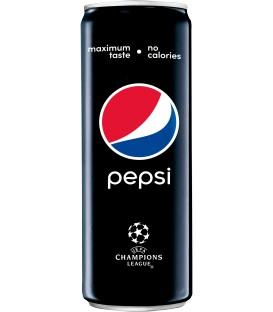 Pepsi Bez Kalorii Sleek 0,33l
