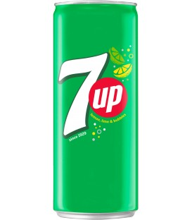 7 Up Sleek 0,33l