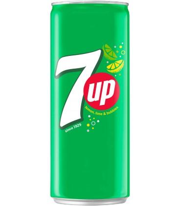7 Up Sleek 0,33l