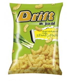 Drift Chrupki zielona cebulka 60g