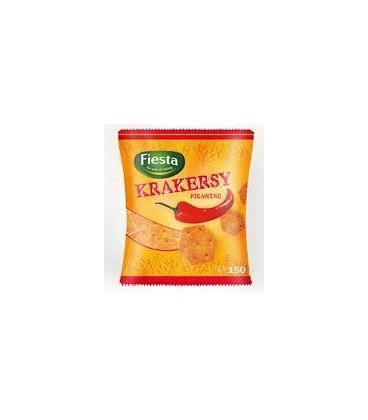 Fiesta krakersy pikantne 150g