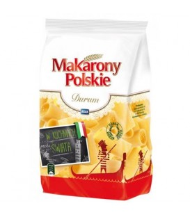 Makarony Polskie Rurki duże