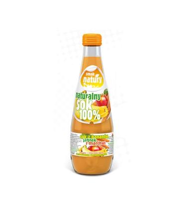 Multi smak sok banan-jabłka-marchewka 0,30ml