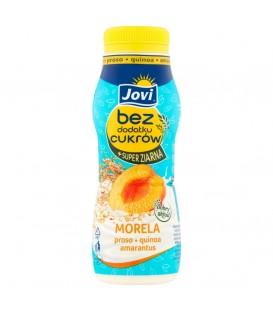 Jovi Jogurt bez cukru morela-ziarna 230g