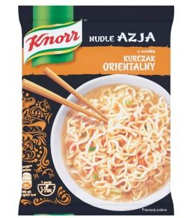 Knorr Nudle Azja Kurczak 70g.