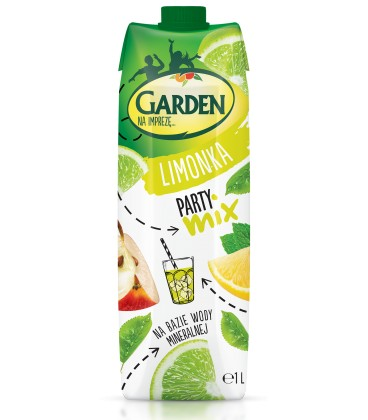 Fortuna Garden party mix limonka 1L