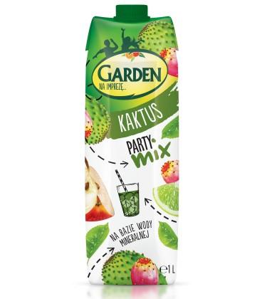 Fortuna Garden party mix kaktus 1L