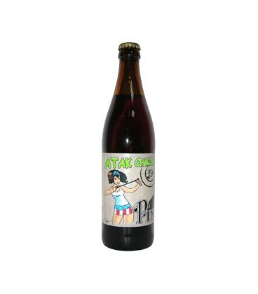 Atak Chmielu piwo but.0,5l