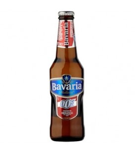 Bavaria malt piwo bezalk.but.0,33L