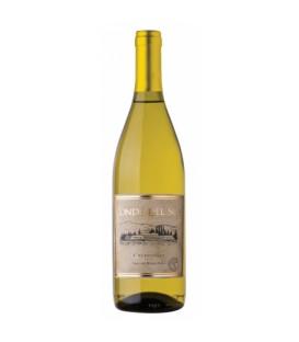 Conde del sur Chardonnay wino białe wytrawne 0,75L