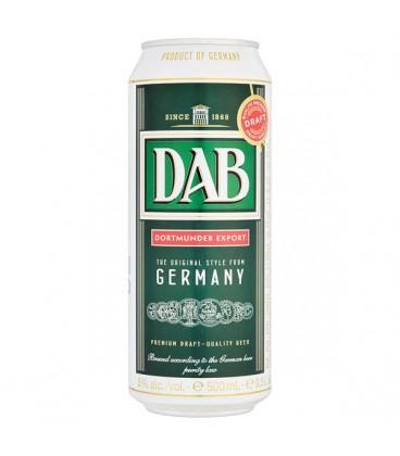 Dab piwo pusz. 0,5l