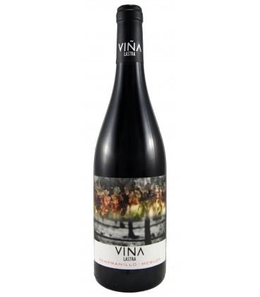 His.Vina Lastra Tinto Organic 0,75l wino Cz.Wyt.
