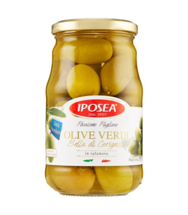 Iposea oliwki zielone bel.di cerig. zalew sw 530g