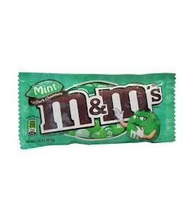 M&M`s Mint Dark Chocolate 42,5g