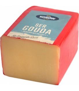 Kosów Ser gouda półtłusty kg