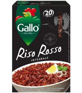 Riso Gallo czerw.ryż razowy o wspan.arom.orze 500g