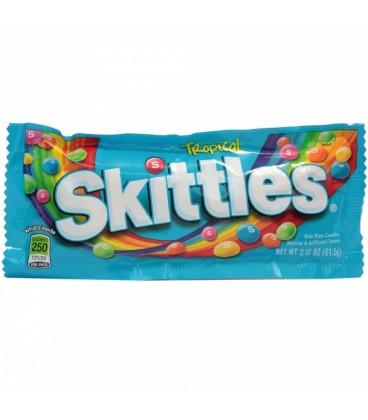 Skittles Tropical Fruit 61,5g