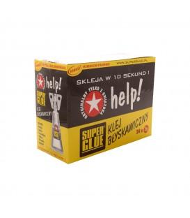 Super glue help