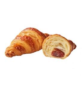 Widan Croissant z nadzieniem malinowym 90g