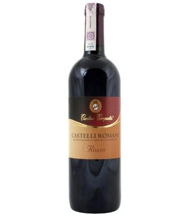 Wł.Castelli Romani DOC-Rosso 2011 0,75L
