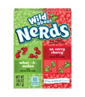 Wonka Nerds Melon/Chery 46,7g