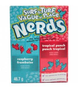 Wonka Nerds Surf&Turf Raspberry-Tropical Punch
