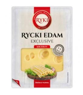 Ryki ser plastry Edam Rycki 135g