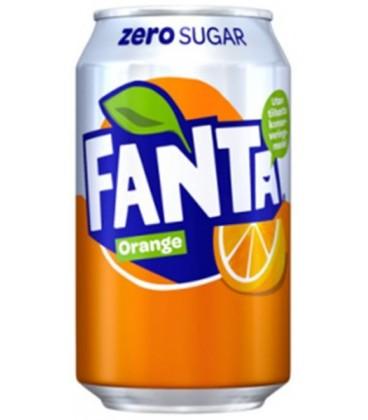 Fanta zero 330ml