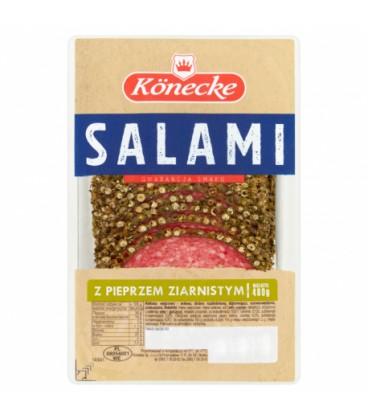 Konecke Salami pieprz ziarnisty 100g